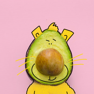 Avocado-Tiger